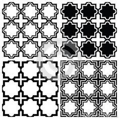 Motif Oriental En Noir Et Blanc Photos – 27 Motif Oriental En Noir Et Blanc Images, Photographies & Clichés - Dreamstime
