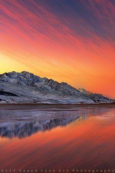 wave.. - Shandur Lake, Ghizer, Pakistan.