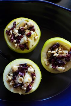 A CUP OF JO: Baked Apples with Hazelnuts