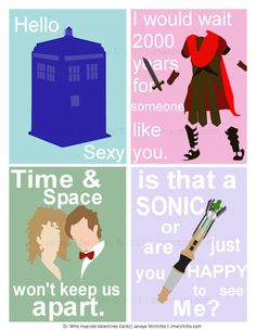 doctor who valentines day card printable i m just nerdy enough to do