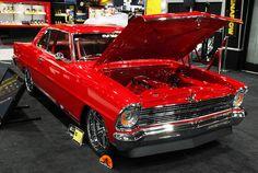 1967 Chevy Nova LSX Resto-Mod @ SEMA Show 2013
