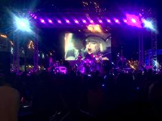 Terri Nunn with Berlin Concert at Miracle on Paseo