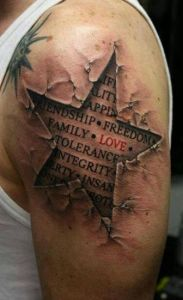 Be Human Tattoo #Amazing and #Unleashed #Sleeve #Tattoos
