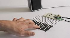 Touch Board by BareConductive