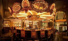 The Carousel Bar & Lounge — New Orleans, Louisiana