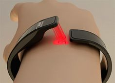Watch concept shows you the time by beaming lasers onto your skin