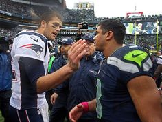 Seahawks lovable, compared to Patriots - PHILLY.COM #Seahawks, #Patriots