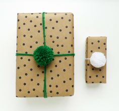 DIY-ify: Creative Gift Wrapping!