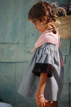 Vestido Tramontana Gris | By Niné