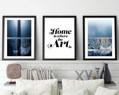 Set of 3 Prints, Print Set, Scandinavian Modern, Scandinavian Print, Minimalist Print, Art Set, Zen Art, Downloadable Prints, Printable Art