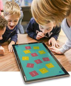 Maak kennis met de Touchtafel tools van Prowise. Cooperatieve werkvormen voor in de klas Multimedia, Tandem, Arduino, 3d Printing, Workshop, Geek Stuff, Kawaii, Technology, Electronics