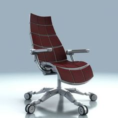 Sketch of Top List of Futuristic Chair Designs