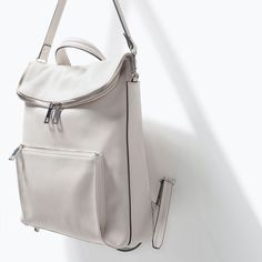 Image 4 of SPORTY BACKPACK from Zara