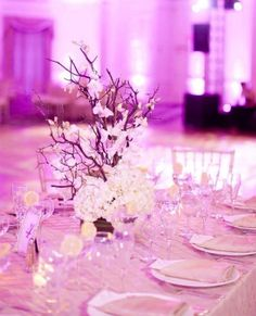 Wedding reception centerpiece idea; Featured Photographer: Ashley Bartoletti