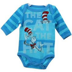 if only there was more dr. seuss stuff for babies that would be a really cute theme :)