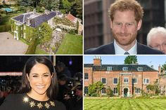 PRINCE Harry and Meghan Markle are reportedly house hunting in Norfolk near Will and Kate. The couple are said to be looking to buy a pad close to Prince William and Kate's home at Anmer Hall, acco…