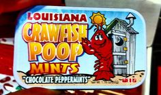 #crawfish #crawfishpoop #crawfishpoopmints #crawfishpoop #auntsallyspralines #neworleans #Louisiana #nola #frenchquarter #louisianaphotographer #louisianaphotography #neworleansphotographer #neworleansphotography #instacolor #instagram #igaddicts #igdaily #photograph #photooftheday #photosofinstagram #instagramphotograph #bluesofinstagram #instahumor #ighumor by mothermoonie