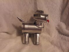 Hand Crafted Original Tin Can Man The by TheTinManConnection, $50.00