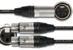 5-Pin Male XLR to 3-Pin Female XLR Y-Split Cable