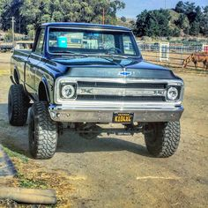 K10 4x4 chevy truck
