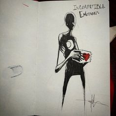 Incompatible Emotions - Shawn Coss