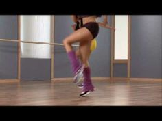 Dance with Julianne - part 4- Jive Workout