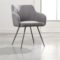 Soft Modern Occasional Chair By Sauder