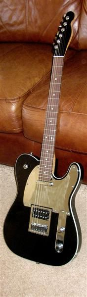 J5 Tele with a Warmoth neck