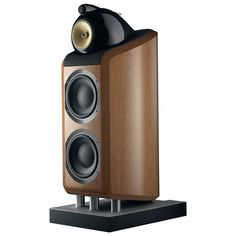 B&W 800 Diamond  http://www.bowers-wilkins.com/Speakers/Home_Audio/800_Series_Diamond/800-Diamond.html
