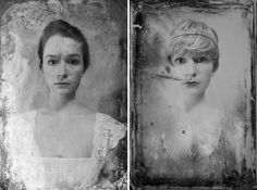 16-Year-Old Travels Through Time Portraying How She Would Have Looked From The 1920s To 2010s