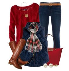 This whole fall set is soooo cute!!! I even have the boots, purse and earrings already!!!! Loving to see in a stitchfix box!!!!#  PRETTY PLEASE