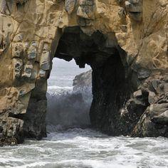 The Strangest Beaches in California