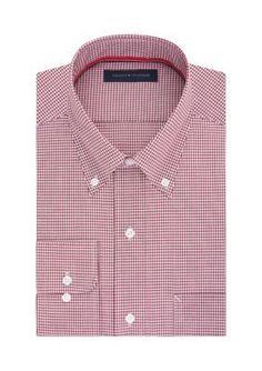 Tommy Hilfiger  Non Iron  ular Fit Dress Shirt