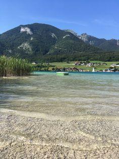 Wolfgangsee Salzburg, River, Mountains, Nature, Outdoor, Environment, Outdoors, Naturaleza, Outdoor Games