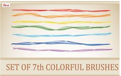 35 Useful and Popular Illustrator Brushes