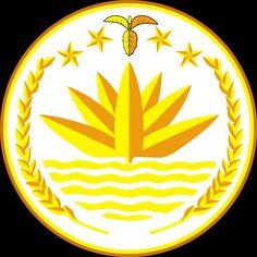 Brasão de bangladesh
