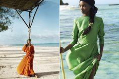 beach fashion photography