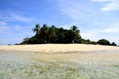 Petite île paradisiaque dans le parc national Coiba, Panama