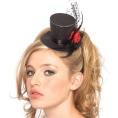 Love the mini top hats!