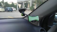 GripGo Hands Free Cell Phone Mount Review Recently I bought a new GripGo Hands Free Cell Phone Mount that cost me RM24 through Groupon Malaysia. This is the fi