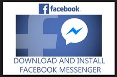 Social media Tips Archives Install Facebook, How To Use Facebook, Adidas Originals, Amazon Online Shopping, Facebook Platform, Instant Messenger, Text Conversations, Instant Messaging, Facebook Messenger