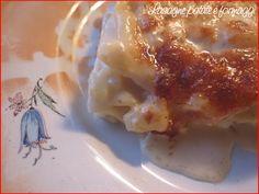 Peccati di Gola di Lella: LASAGNE PATATE E FORMAGGI http://peccatidigoladilella.blogspot.it/2013/11/lasagne-patate-e-formaggi.html