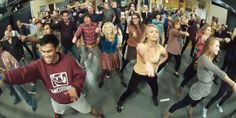The cast of The Big Bang Theory had a surprise for producers and live audience members. Check out the video.