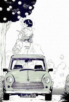 Gohan and Piccolo Blade Runner, Dragon Ball C, Dbz Gohan, Anime Manga, Anime Art, Pokemon, Kai, Db Z, Manga Games
