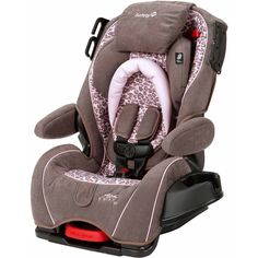 Safety 1st Alpha Elite 65 Convertible Car Seat - Pink - Safety 1st ...