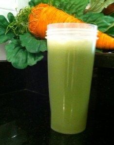 Amanda's Green Drink- Like the Dr. Oz.