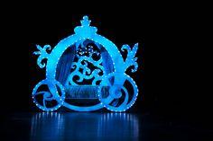 Cinderella carriage design by: Brian M Ebbinghaus