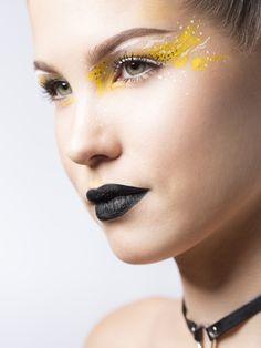 Anni Jää : Päivän meikki - #LakritsiSitruuna
