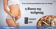 27-i-diaita-tis-tourtas Detox, Tv, Fitness, Television Set, Television