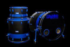 custom drums & percussion | Josh Stork